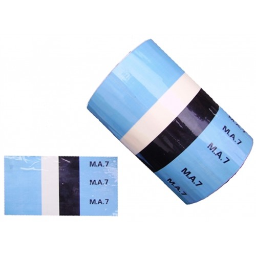 M.A 7 (Medical Air 7) - Medical Pipe Identification (ID) Labels