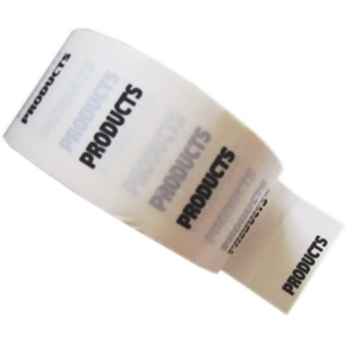 PRODUCTS - White Printed Pipe Identification (ID) Tape