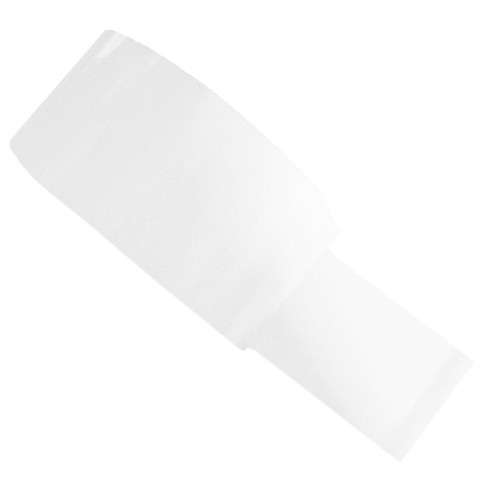 WHITE 00E55 (48mm) - Colour Pipe Identification (ID) Tape