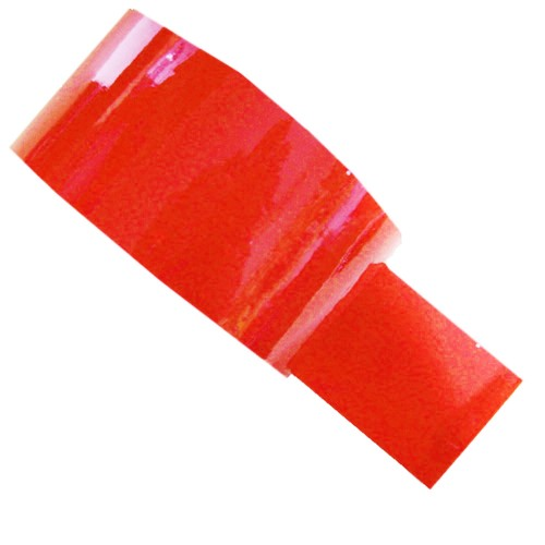 SAFETY RED 04E53 (48mm) - Colour Pipe Identification (ID) Tape