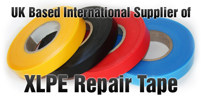 Campbell International XLPE Repair Tape