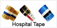 Hospital Pipeline Identification Tape