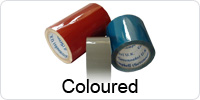 Coloured Pipeline ID Tape